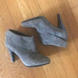 Shoes - BR suede booties